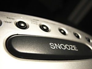 snoozebutton