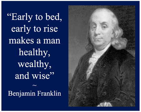 benajmin-franklin-early-to-bed-early-to-rise