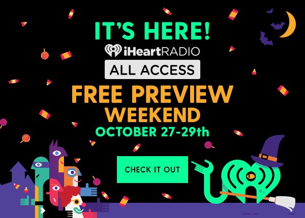 all access weekend